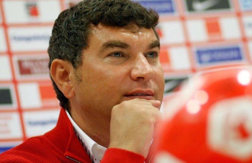 Cristi Borcea nu îi prevestește un viitor strălucit lui Dinamo