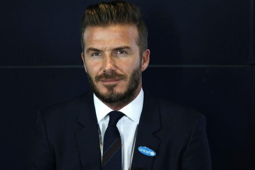 penisul David Beckham