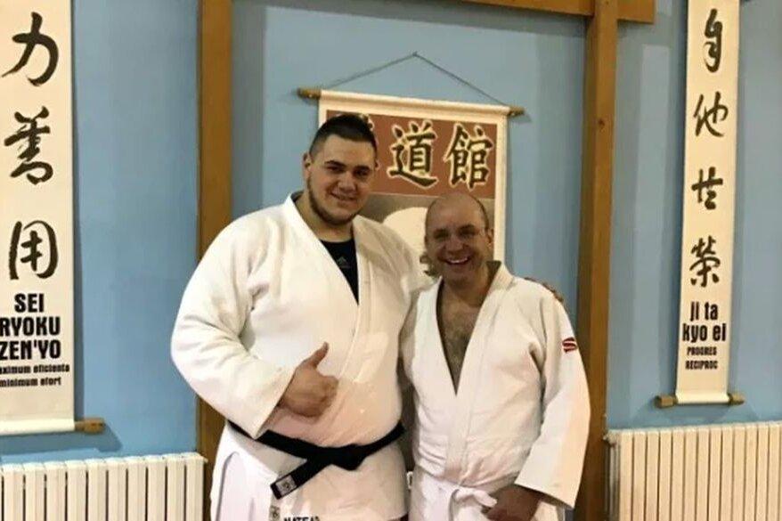 Judoka Alex George Creţ este cel mai bun sportiv al judeţului Bihor în 2019 (FOTO)