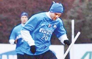 Cristian Chivu, Chivu, Inter Milano