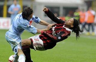 Ronaldinho, AC Milan