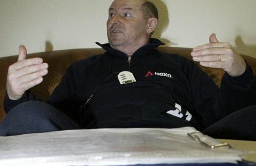 Ioan Sdrobis a fost pina de curind antrenor la Farul, in liga secunda