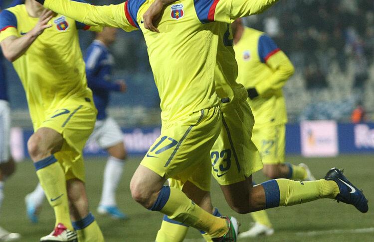 Bilaşco a jucat în Champions League cu Urziceni şi speră s-o facă iar şi cu Steaua Foto: Alex Nicodim