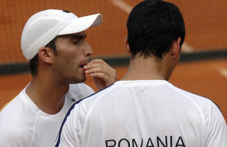 Victor Hănescu şi Horia Tecău nu au reuşit să cîştige partida de dublu