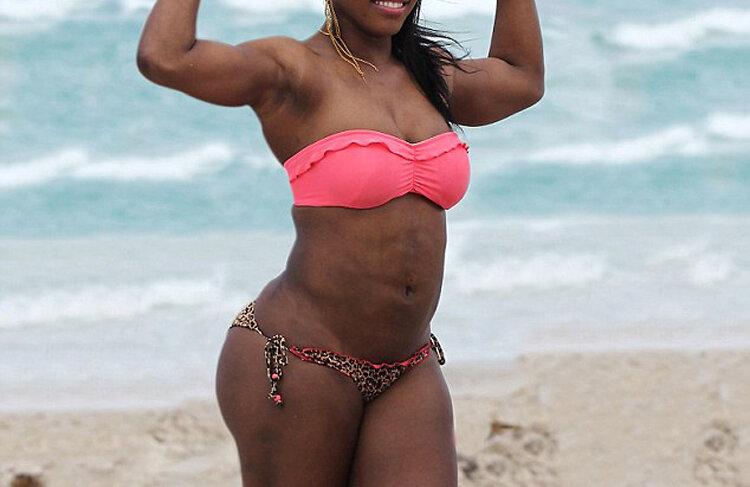 Serena Williams se bucura de timpul liber, dupa operatia din februarie