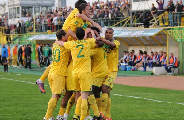 FC Vaslui mai are şanse teoretice la locul secund