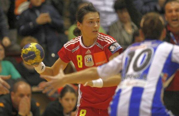 Cristina Neagu a fost golgeterul ultimului Campionat European, desfăşurat în decembrie 2010 în Danemarca şi Norvegia