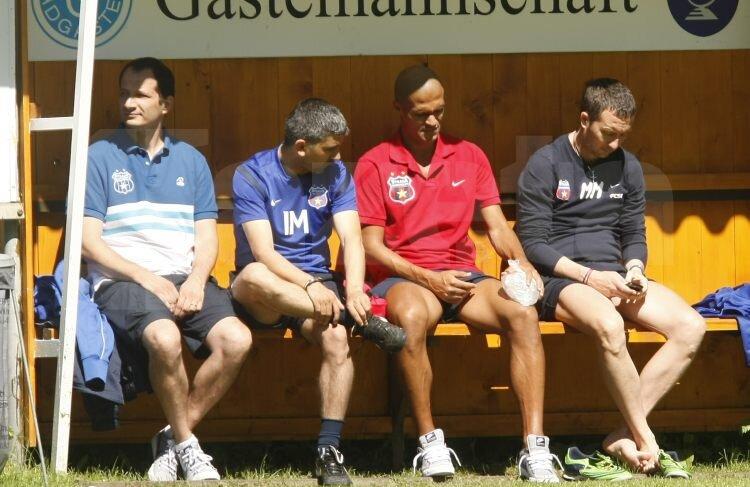 Antrenament Steaua 27 iunie 2011