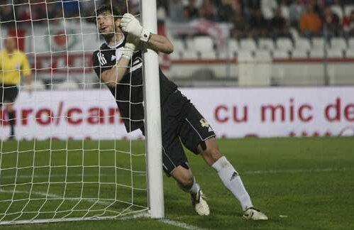 Kuciak a prins un post de titular în Top Gazeta pe sezonul trecut