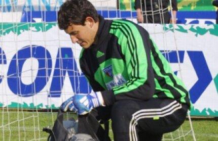 Tibi Lung a revenit la Craiova de această dată în postura de antrenor cu portarii