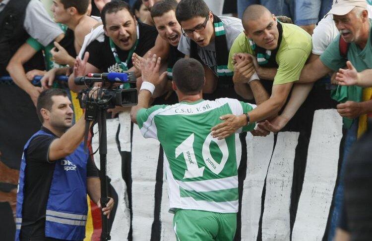 Radu Neguț le-a furat două puncte steliștilor pe finalul meciului