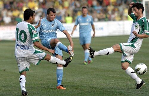 Concordia a debutat cu o înfrîngere în Liga 1