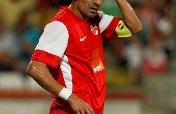 Dănciulescu a ratat un penalty în meciul cu Varazdin