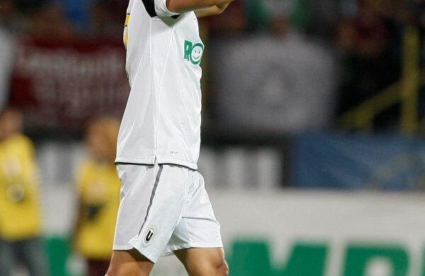 Claudiu Niculescu a marcat un SUPERGOL împotriva Rapidului