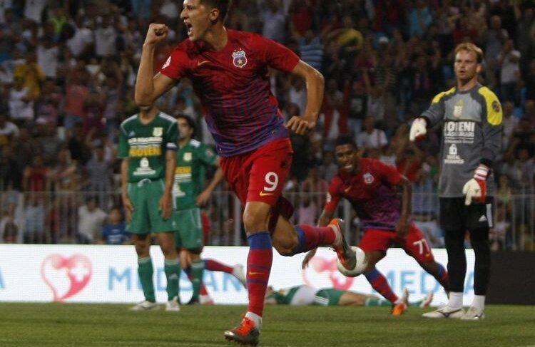 Mihai Costea a debutat cu gol la Steaua