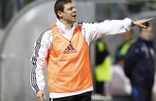 Tibor Selymeş este primul antrenor demis din noul sezon din Liga 1