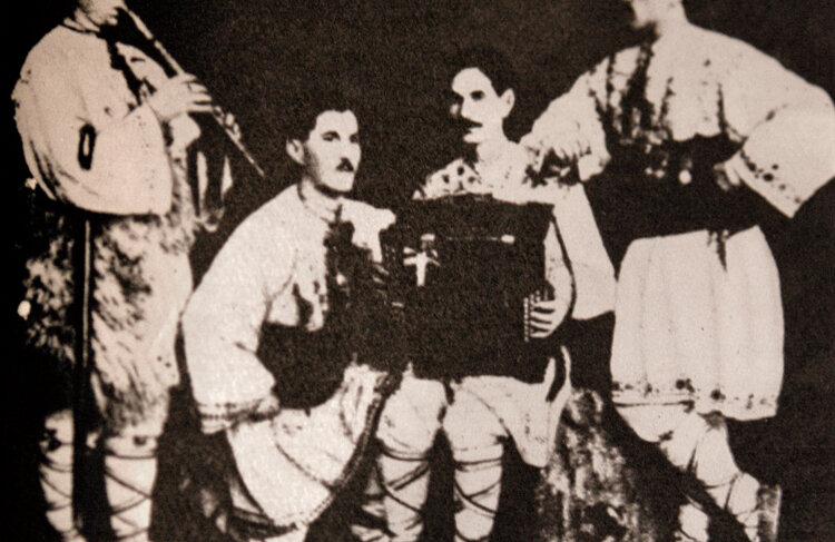 Paul Pârvu, Alexandru Pascu, Gheorghe Negreanu şi Dumitru Stan au uimit lumea acum 100 de ani cu voinţa lor incredibilă