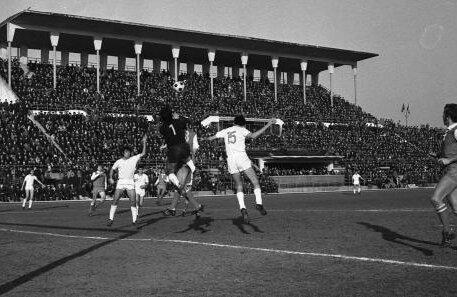 În 1959, Petrolul umplea stadionul pentru al doilea titlu din istorie