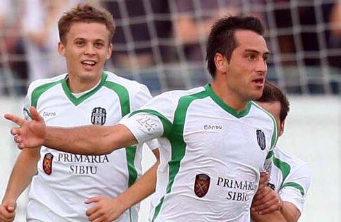 Forika a marcat golul care menţine Voinţa neînvinsă în acest sezon
