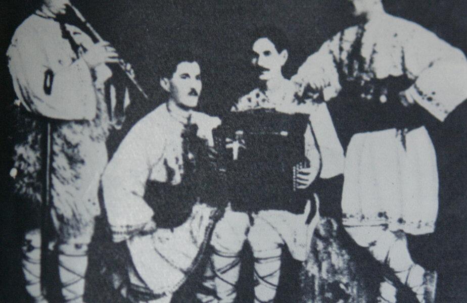 Cei patru temerari români