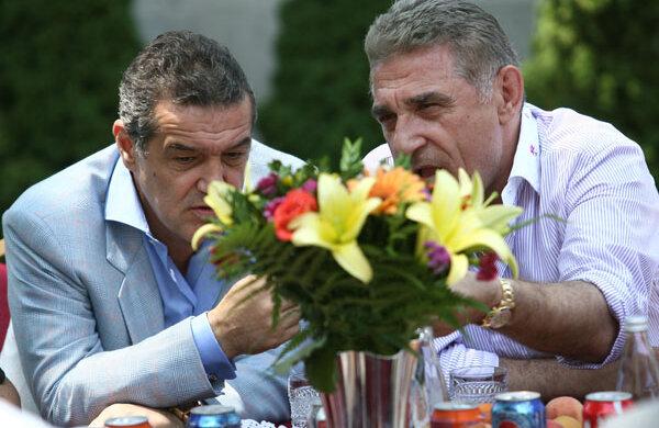 Moraes e subiect de ceartă în familia Becali