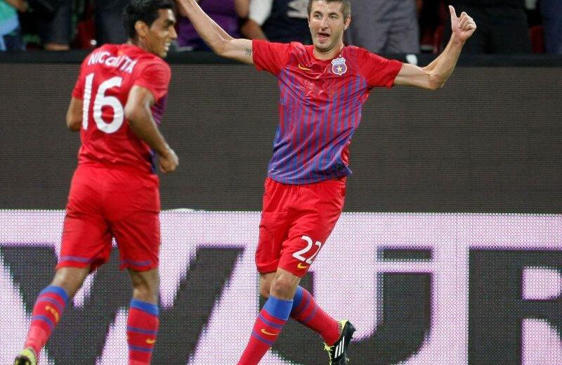 Galamaz a marcat cu capul pentru 1-0