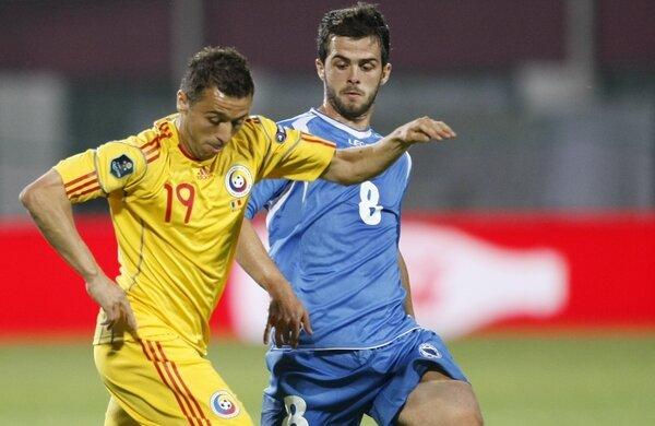 Sînmărtean a fost titular împotriva Bosniei