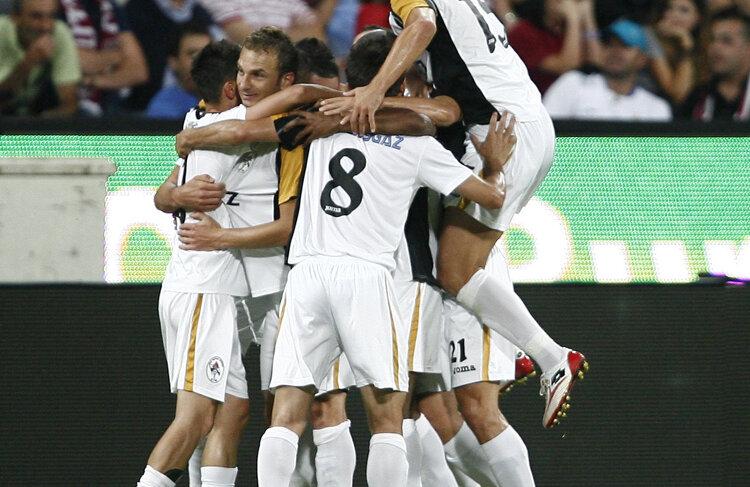 Gaz Metan a reuşit etapa trecută prima victorie a sezonului, 2-0 la Cluj, contra CFR-ului