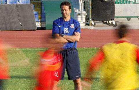Levy se află în faţa celei mai importante provocări de cînd a venit la Steaua