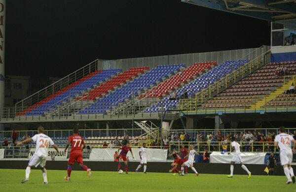 Ploieştenii n-au mai umplut stadionul