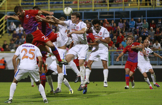 Steaua urcă pe locul 3 în Liga 1