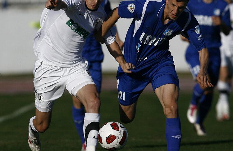 Chiriches a fost convocat de Victor Piturca pentru meciurile cu Luxemburg si Franta
