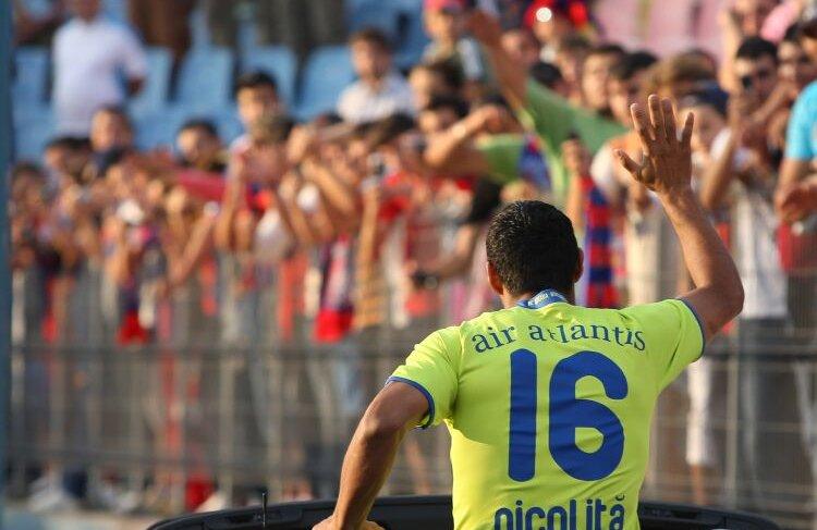 Nicoliţă (26 de ani) era ultimul supravieţuitor al echipei cu care Steaua a jucat semifinala Cupei UEFA din 2006