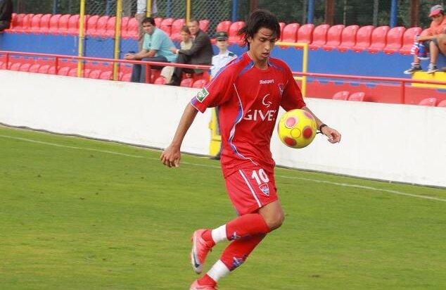 Rui Pedro a semnat cu CFR Cluj