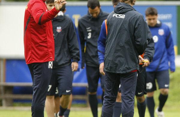 Ronny Levy s-a calificat cu Steaua în grupele Europa League