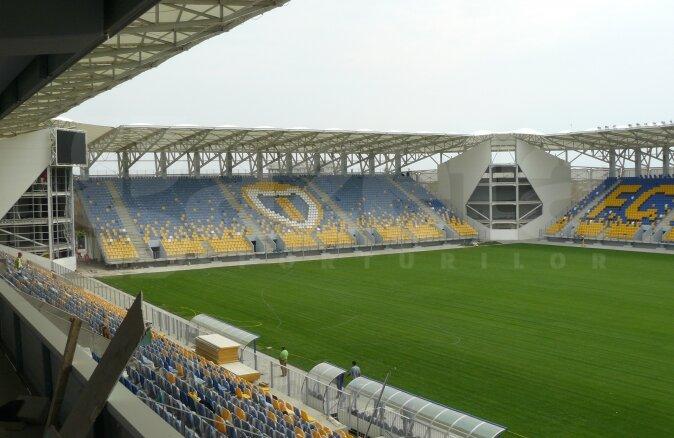 Stadionul din Ploiești va fi inaugurat oficial la meciul cu Dinamo, pe 25 septembrie