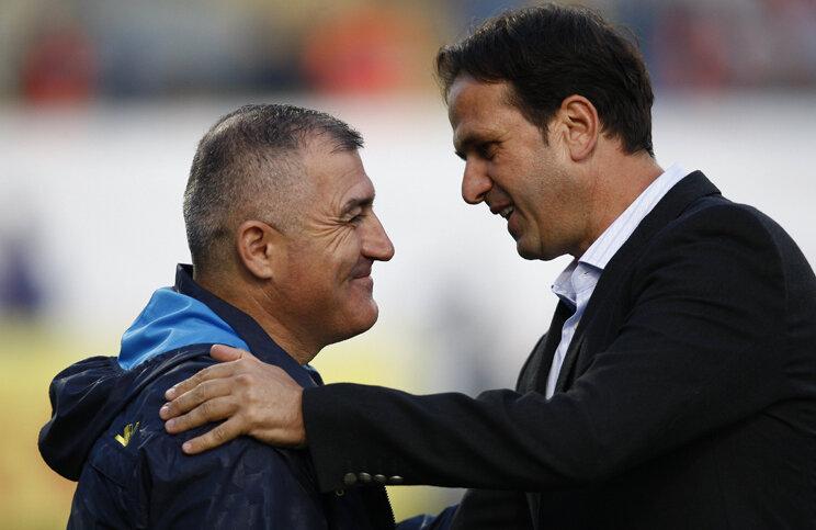 Petre Grigoraş şi Ronny Levy