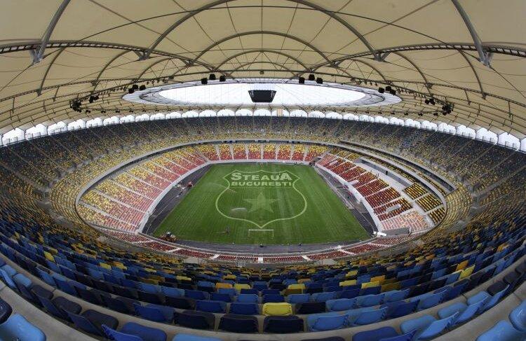 Roş-albaştrii au semnat contractul pentru închirierea noului stadion Naţional şi vor juca pe această arenă cel mai mult dintre toate formaţiile româneşti