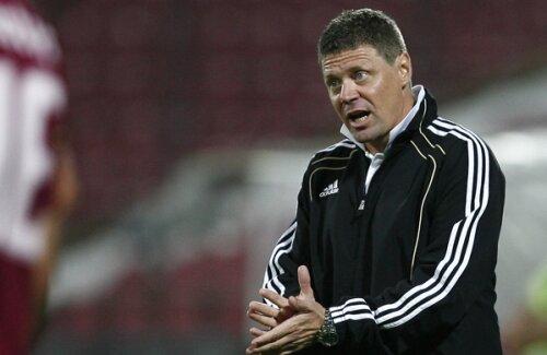 Tibi Selymeş este noul antrenor de la FCM Tîrgu Mureş