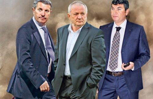 La dosarul întocmit de procurorii DNA există discuţii telefonice purtate de Vasile Avram cu Adrian Porumboiu şi cu Cristi Borcea