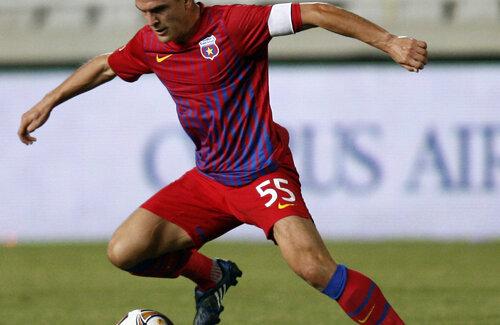 La 26 de ani, Bourceanu a ajuns căpitanul celei mai importante formaţii din România