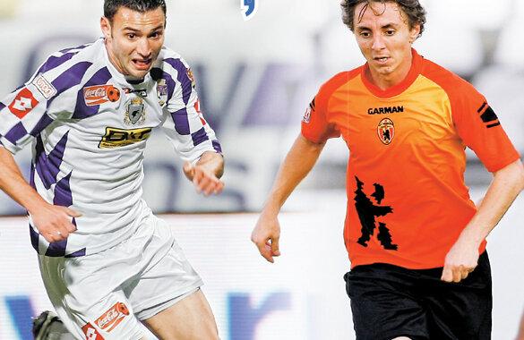 Mircea Axente şi Lucas Garcia