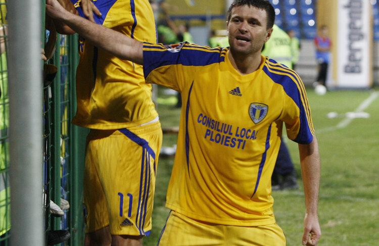 Daniel Opriţa a marcat de trei ori contra Voinţei