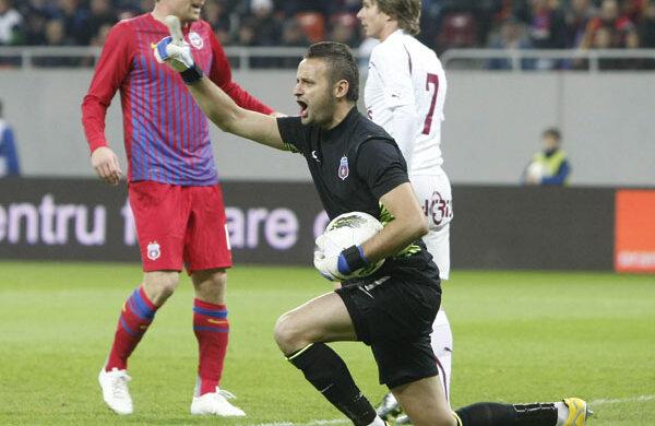 Stanca va împlini 32 de ani în ianuarie 2012, el venind la Steaua în urmă cu un an, din postura de jucător liber de contract