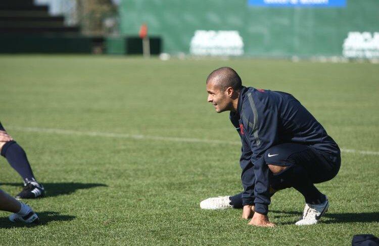 11 meciuri a evoluat Geraldo în acest se zon, în toate competițiile. El a marcat și un gol, contra lui FCM Tîrgu-Mureș. FOTO Alex Nicodim