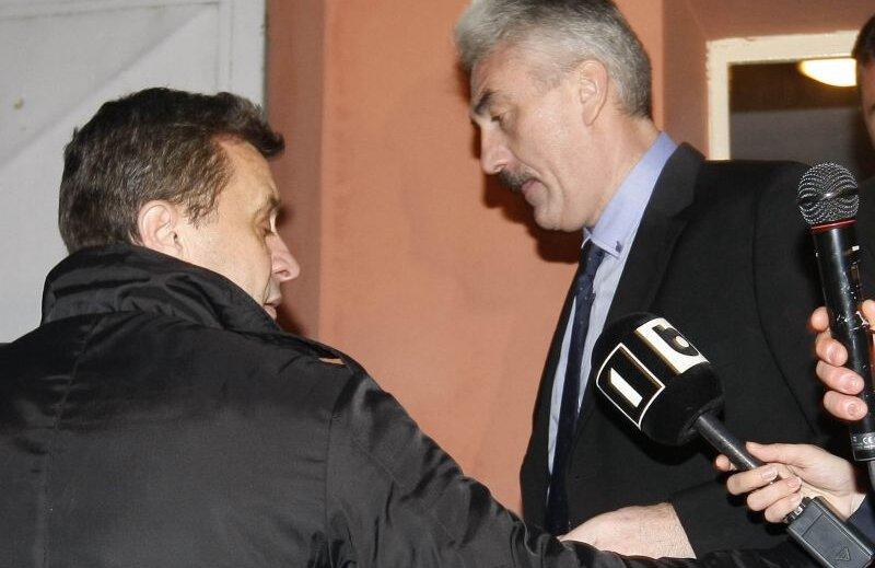 Sorin Țerbea (foto) și Vasile Avram au fost eliberați în această seară