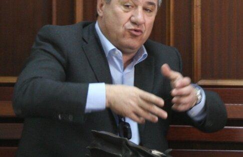 Victor Becali, la Radio GSP