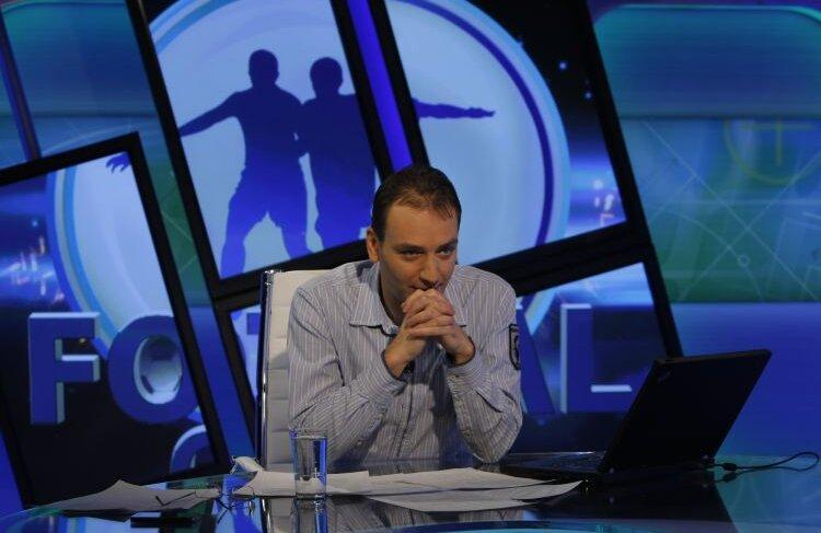 Naum (44 de ani) a mai lucrat în cariera sa în televiziune la TVR 1, Eurosport, GSP TV şi B1 TV