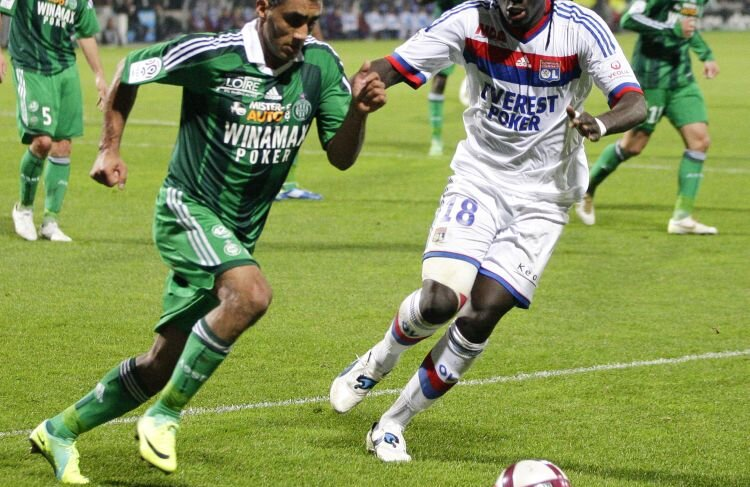Bănal Nicoliță a marcat și aseară pentru St. Etienne