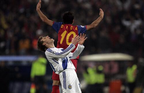 În 2006, Steaua a obţinut un punct decisiv pe teren propiu cu Dinamo Kiev, punct care i-a asigurat calificarea în primăvara europeană.